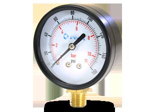 Pressure Gauge Dry