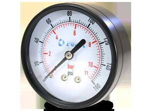 Manómetro Seco