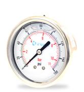 Manómetro en Glicerina