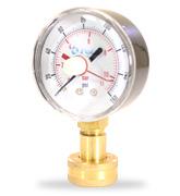 Testing Pressure Gauge